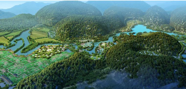 [广西]平果布镜湖国际乡村度假区总体规划_7