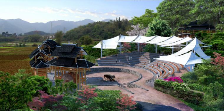 [广西]平果布镜湖国际乡村度假区总体规划_6