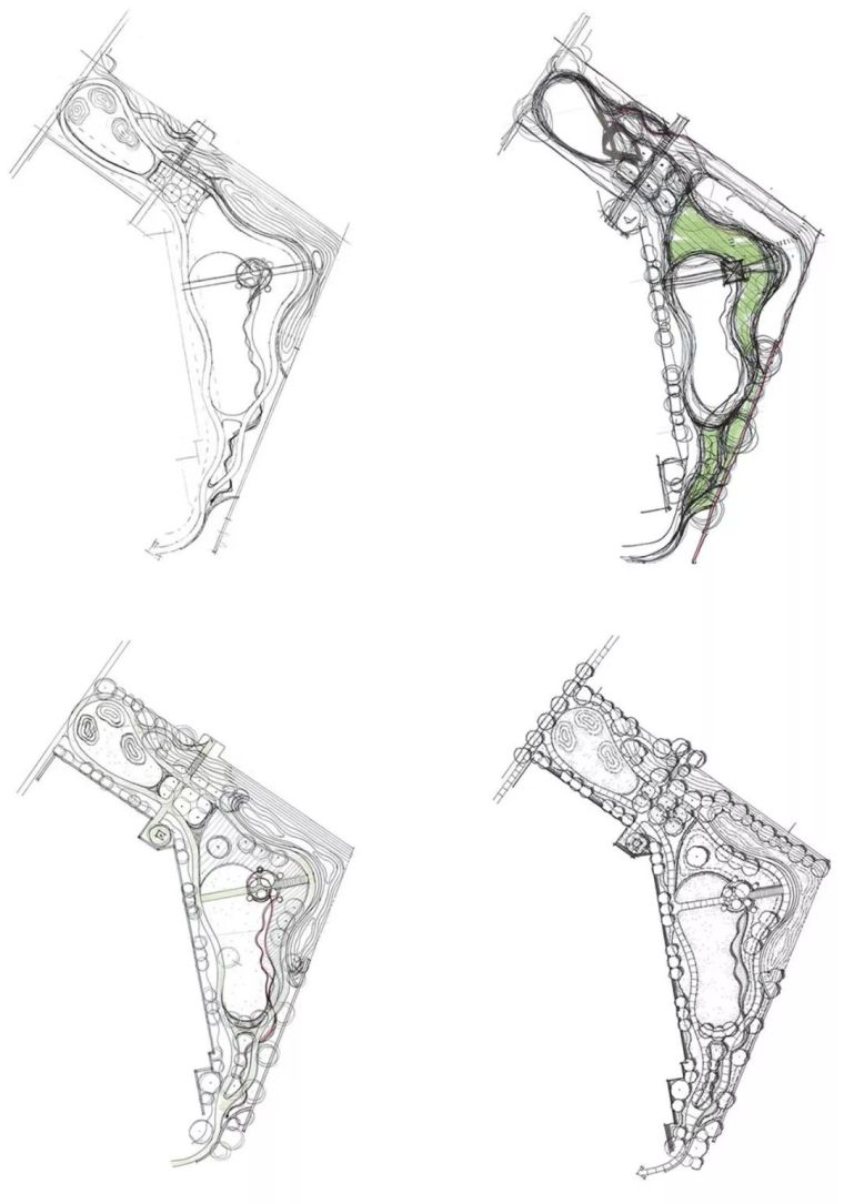 景观设计画方案,总共分几步?_1