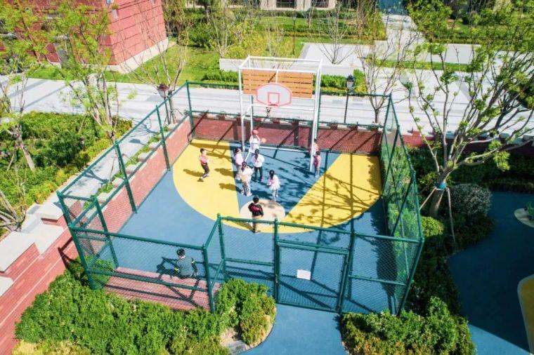 大区里的儿童乐园,谁不想穿越回童年_23