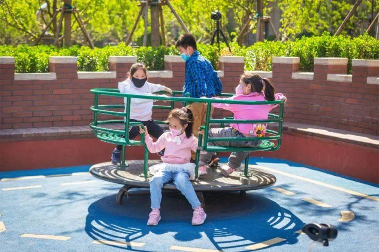 大区里的儿童乐园,谁不想穿越回童年_22