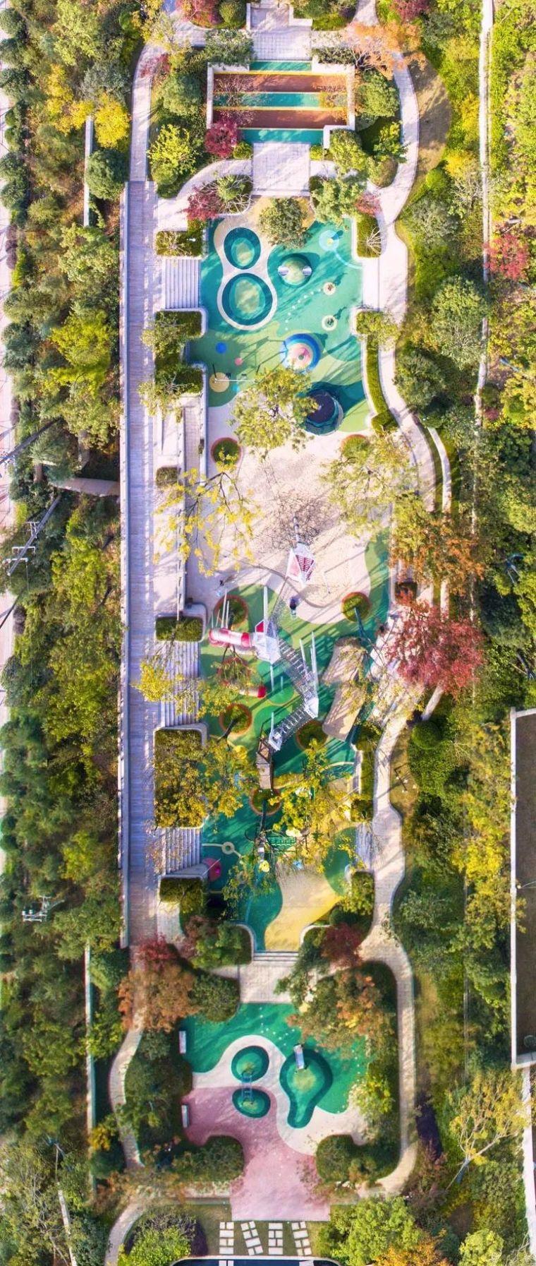 大区里的儿童乐园,谁不想穿越回童年_26