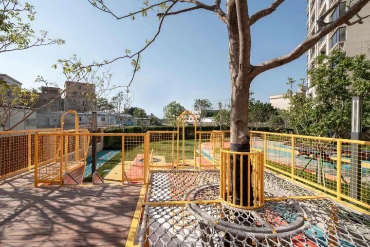 大区里的儿童乐园,谁不想穿越回童年_48