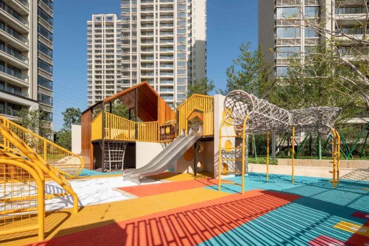 大区里的儿童乐园,谁不想穿越回童年_53