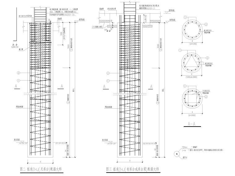 [贵州]2栋框支剪力墙结构商业住宅结施2020_7