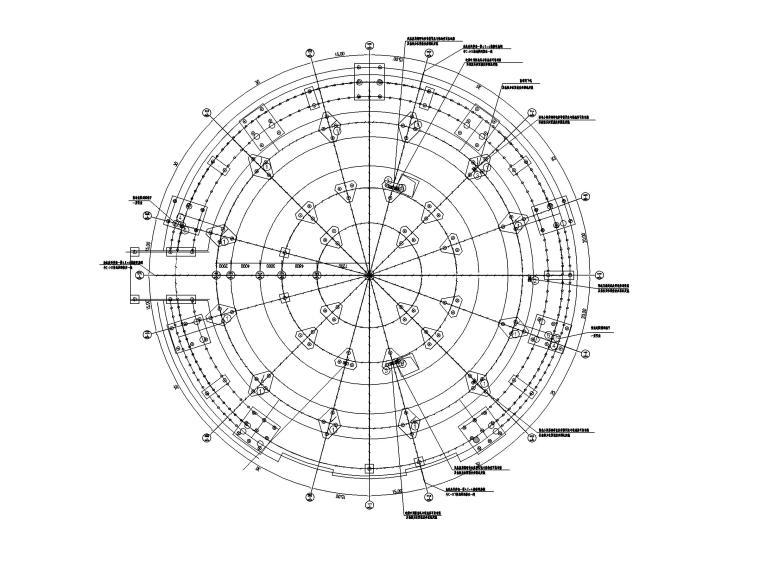[海南]花瓣造型会议中心电气图纸_含计算书_2