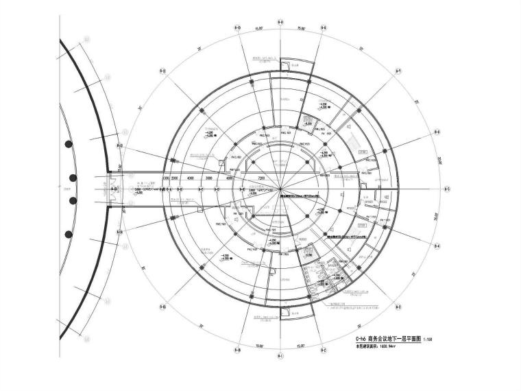 [海南]花瓣造型会议中心电气图纸_含计算书_4