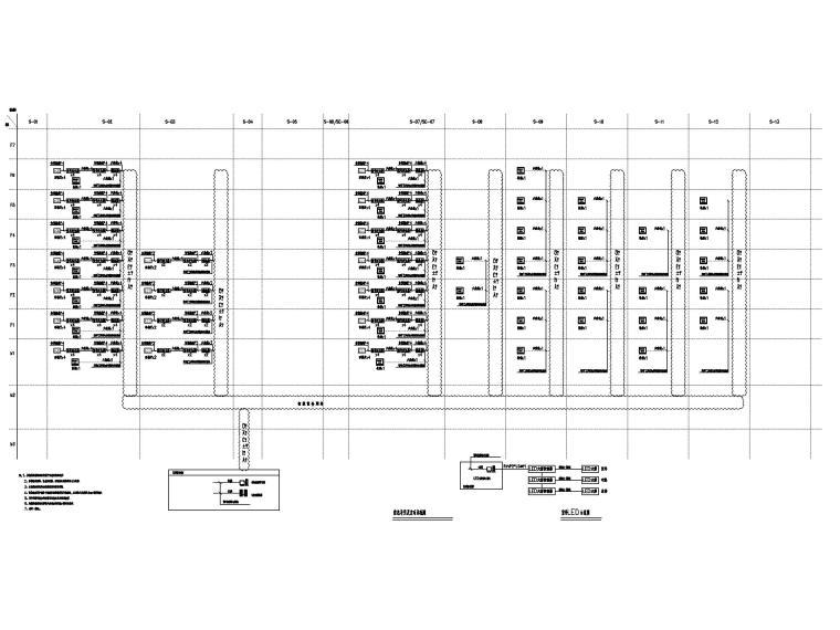知名大型购物中心电气施工图(强弱电消防)_10