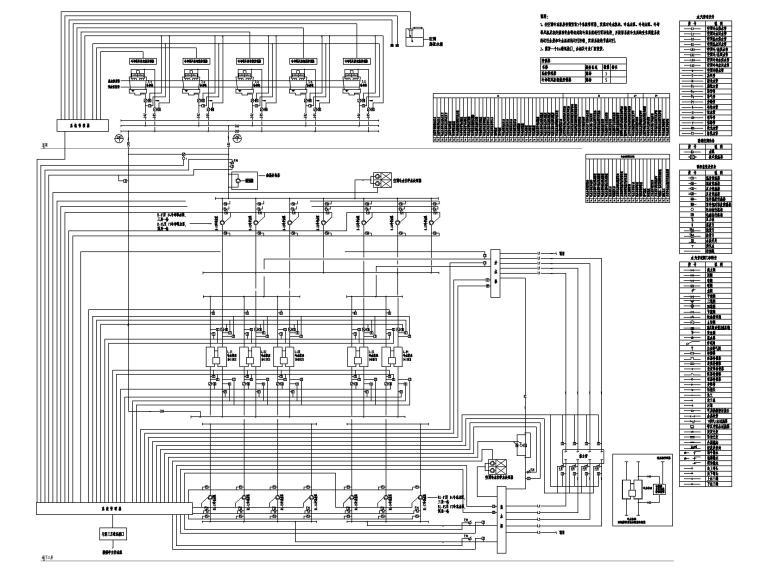 知名大型购物中心电气施工图(强弱电消防)_13