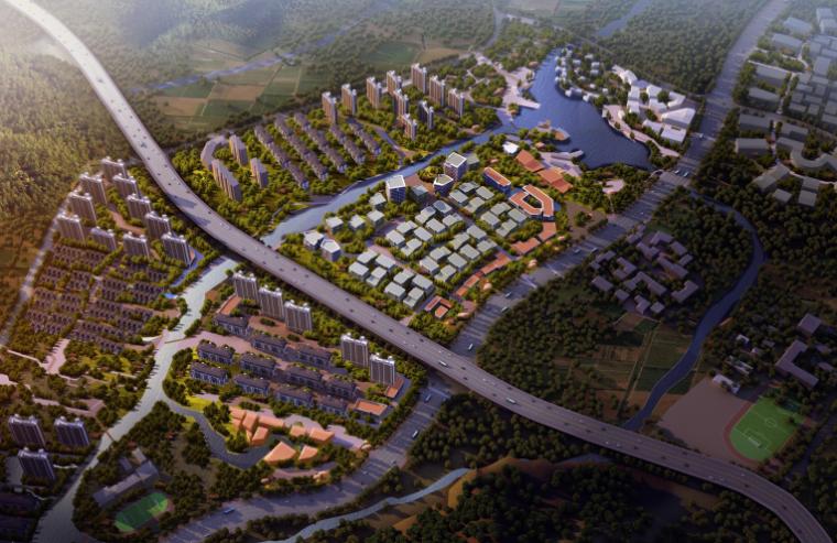 [大连]健康绿带科技度假小镇总体规划2018_2