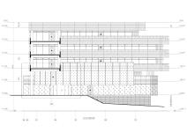 [上海]5栋框筒结构科研楼幕墙施工图2018