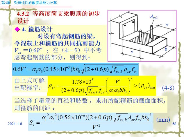 受弯构件斜截面承载力计算PPT(116页)_3