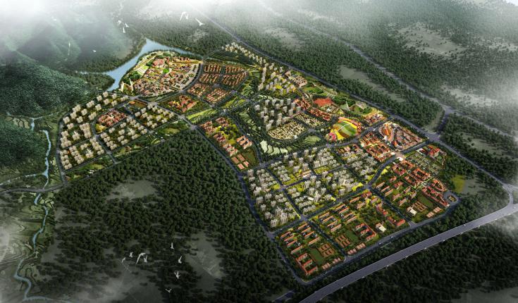 [南昌]特色产业度假小镇项目方案文本2018_1