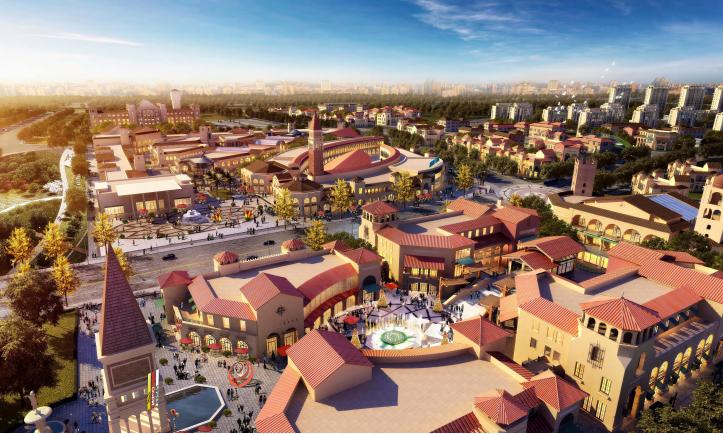 [南昌]特色产业度假小镇项目方案文本2018_2