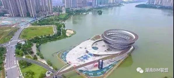 BIM优秀案例!助力全球最大双螺旋钢结构!_1
