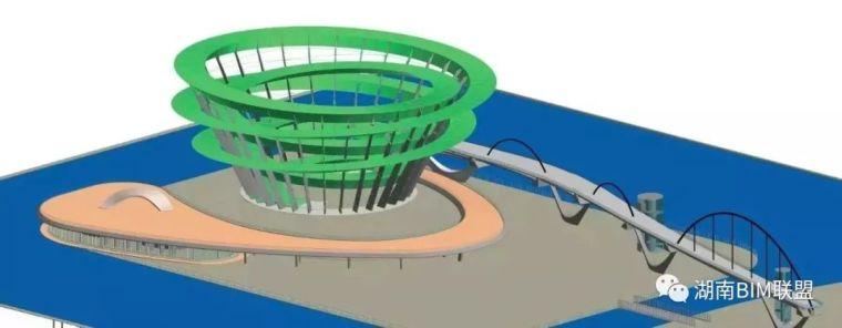 BIM优秀案例!助力全球最大双螺旋钢结构!_7