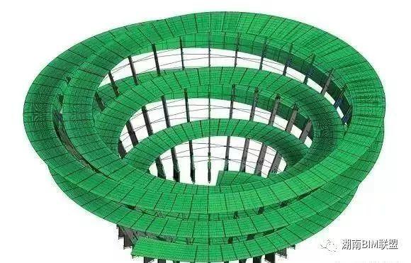BIM优秀案例!助力全球最大双螺旋钢结构!_12