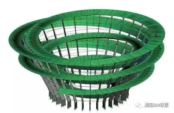 BIM优秀案例!助力全球最大双螺旋钢结构!_13