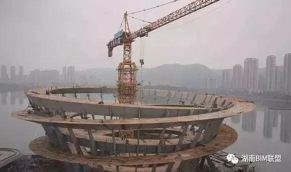 BIM优秀案例!助力全球最大双螺旋钢结构!_19