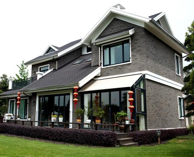 结构设计中坡屋面斜板正确建模及处理_1