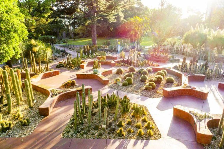 漂亮!维多利亚皇家植物园新干旱花园上线_2