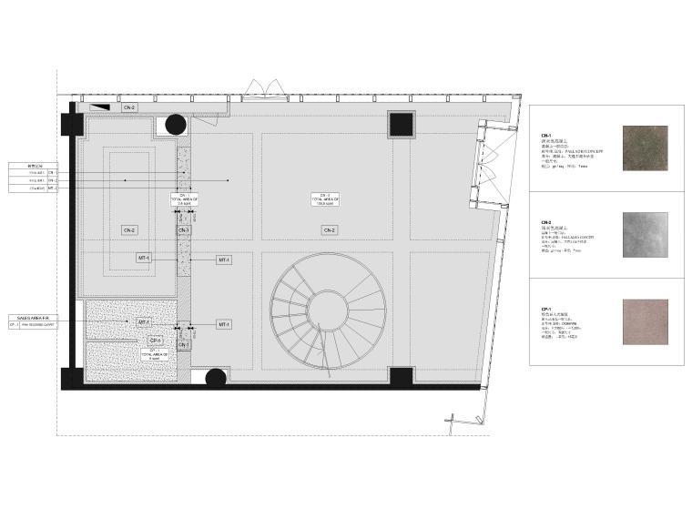 [北京]三里屯二层品牌服装店装修设计施工图_3