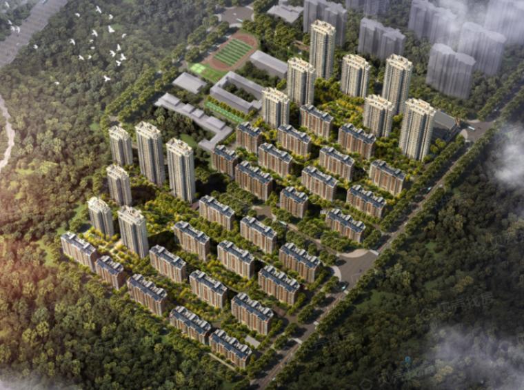[安徽]高层住宅高悬空梁板模板支撑施工方案_1