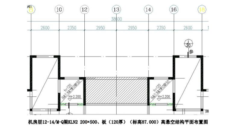 [安徽]高层住宅高悬空梁板模板支撑施工方案_2