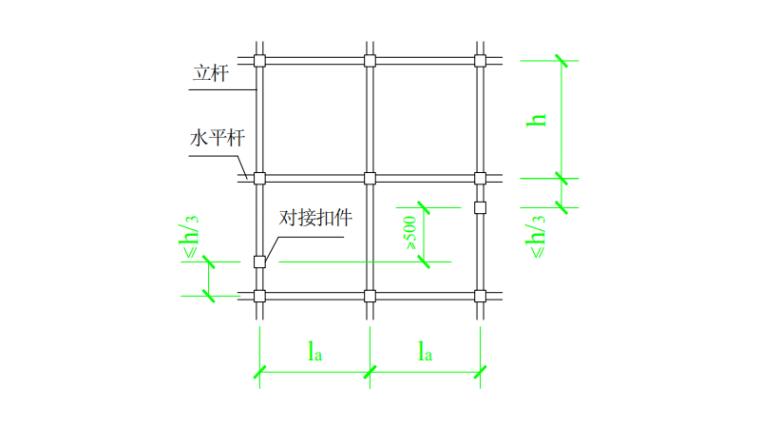 [安徽]高层住宅高悬空梁板模板支撑施工方案_5