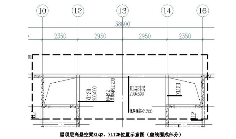[安徽]高层住宅高悬空梁板模板支撑施工方案_3