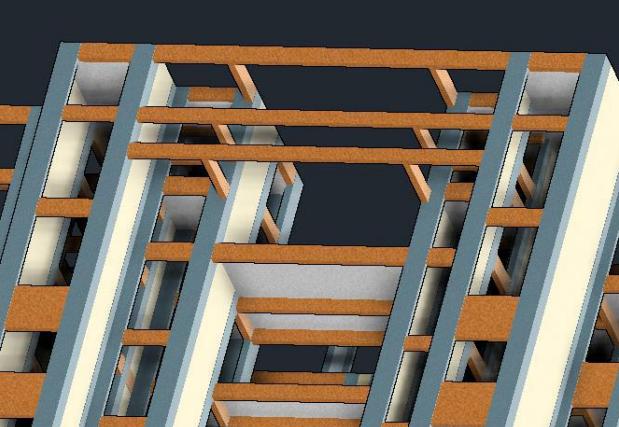 [安徽]高层住宅高悬空梁板模板支撑施工方案_4