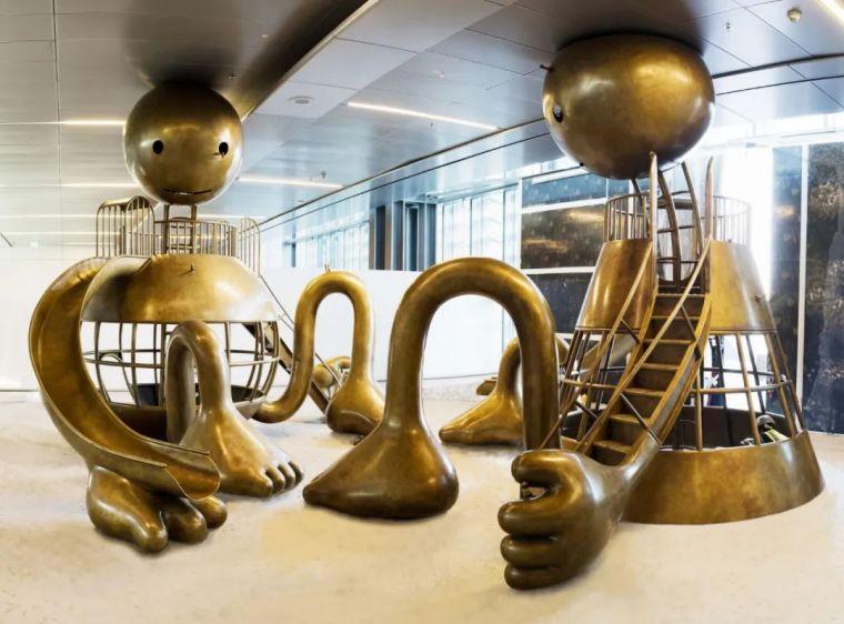 他设计的雕塑受全世界欢迎,却件件引人深思_23