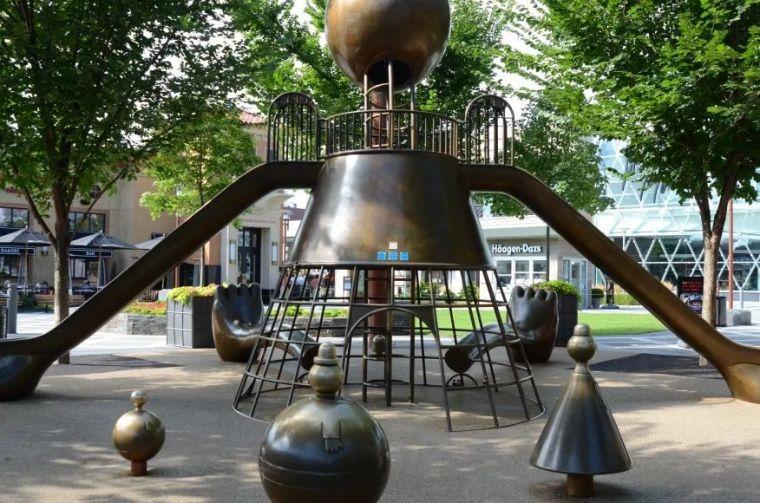 他设计的雕塑受全世界欢迎,却件件引人深思_26