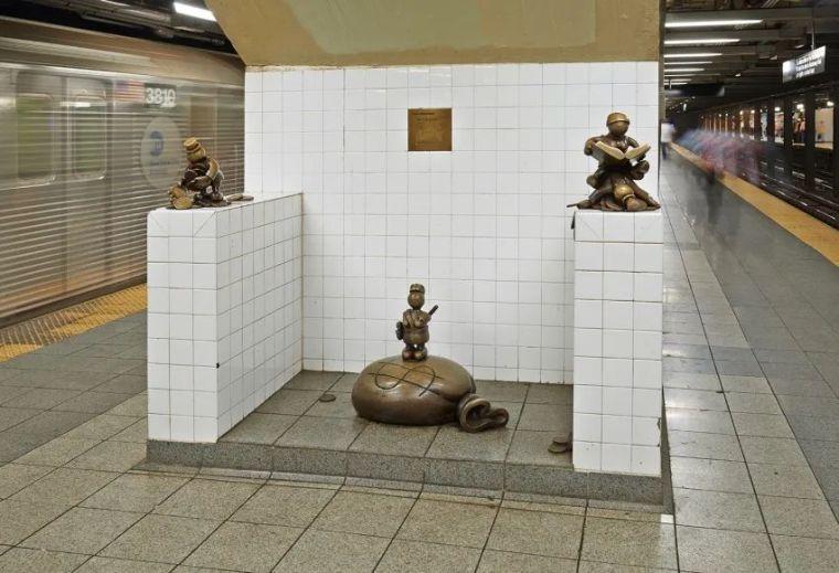 他设计的雕塑受全世界欢迎,却件件引人深思_34