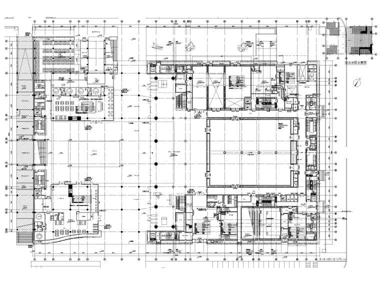 [深圳]6层美术馆空调通风及防排烟设计图纸_2
