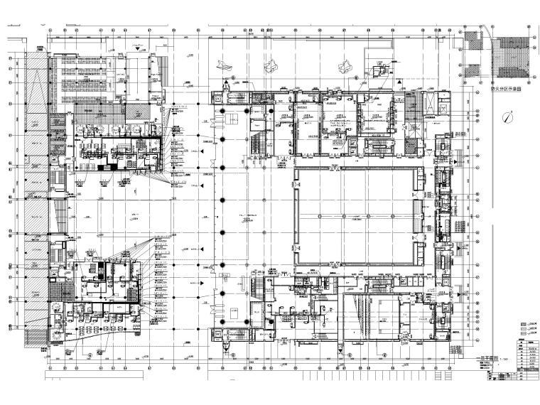 [深圳]6层美术馆空调通风及防排烟设计图纸_3