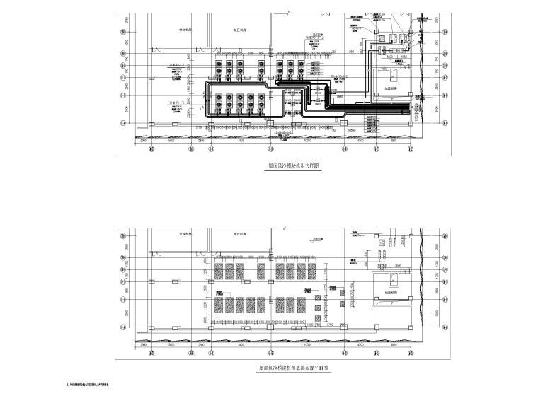 [深圳]6层美术馆空调通风及防排烟设计图纸_8