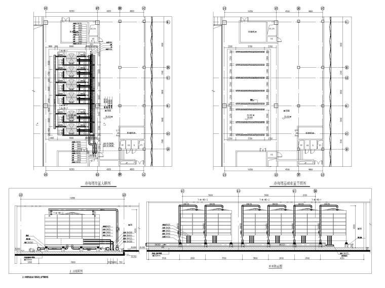 [深圳]6层美术馆空调通风及防排烟设计图纸_9