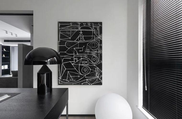 水泥漆+石纹墙板,自然肌理碰撞的视觉感受_21