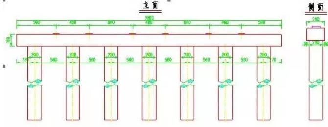 盖梁影响线直接加载法:桥博计算与绘图_3