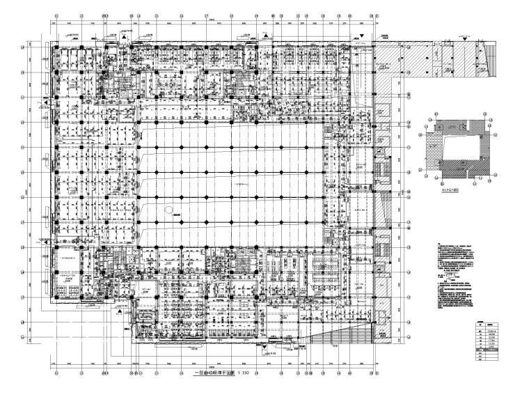 [深圳]图书馆给排水消防系统设计施工图2019_2