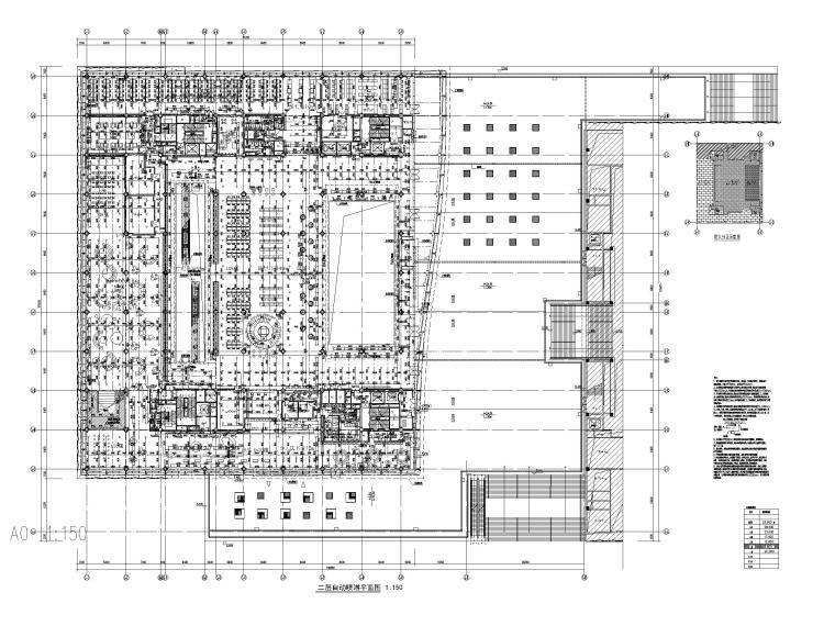 [深圳]图书馆给排水消防系统设计施工图2019_4