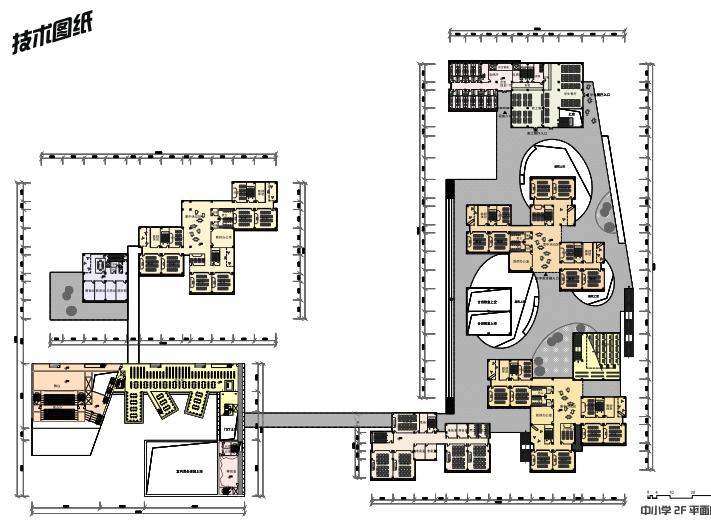 知名地产民办学校规划设计投标方案文本2018_12