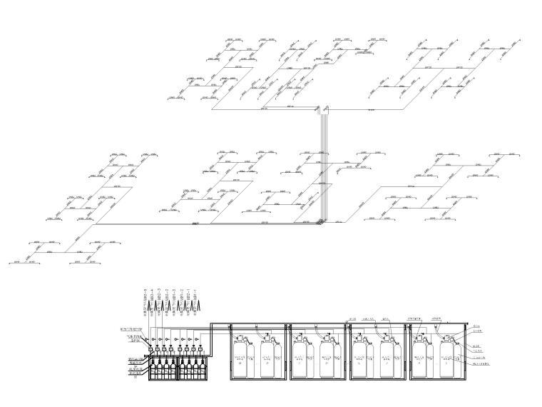 [深圳]图书馆给排水消防系统设计施工图2019_7