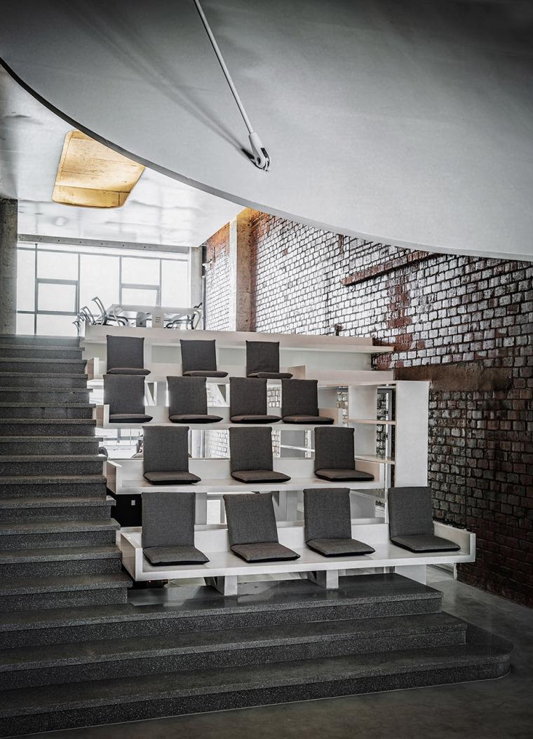 重庆老厂房办公室改造_10