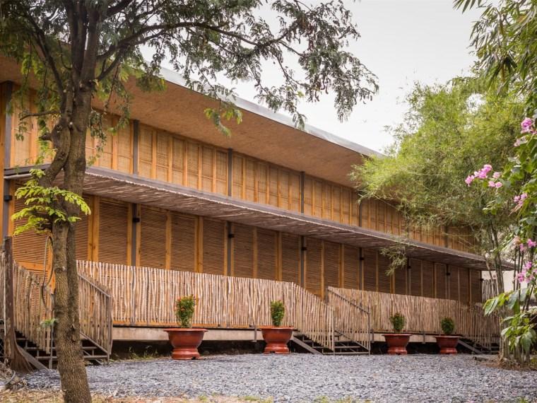 越南河马农场生物气候宿舍