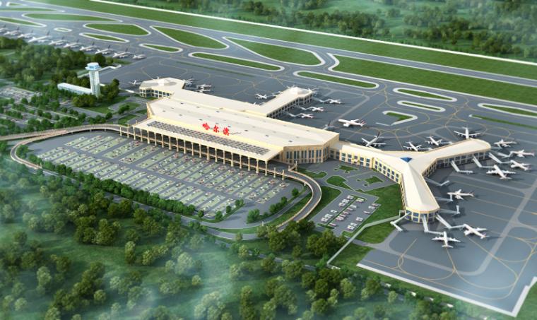 [黑龙江]航站楼施工组织设计(2015|339P)_1