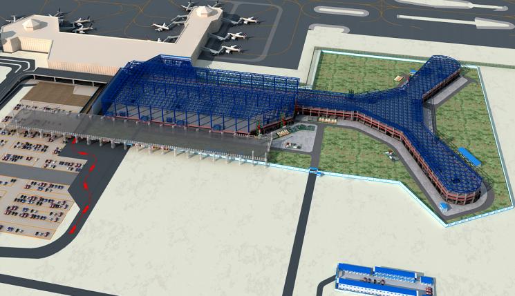 [黑龙江]航站楼施工组织设计(2015|339P)_4