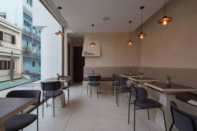 越南Danshari咖啡店_2