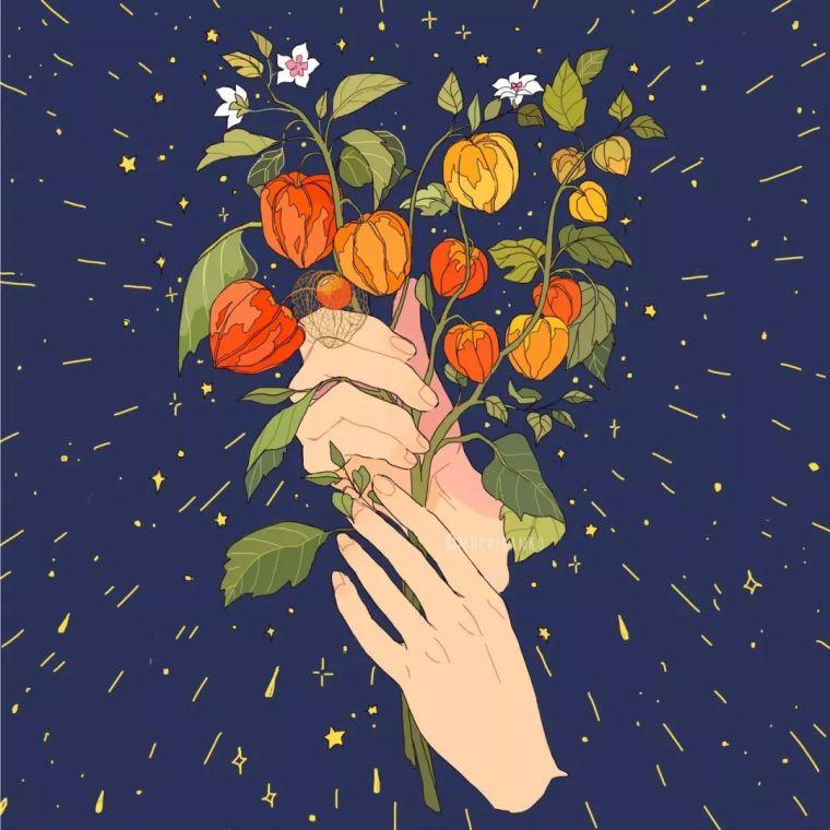 呐,送你一束最美的花!_4